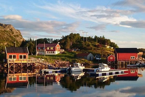 ‼️ NEU ‼️ Norwegen Rødøy