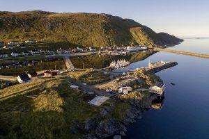Norwegen Nordkap Skarsvåg